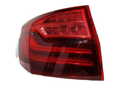 BMW 5 Series 2013 To 2016 N/S Left Passengers Rear Light 5 Door Estate