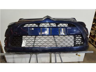 Citroen C4 Picasso 2007 To 2013 EGS Exclusive Complete Front Bumper In BLUE