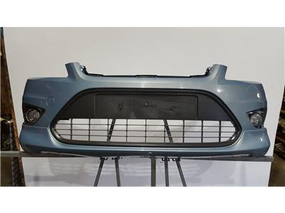 Ford Focus 2008 To 2010 Zetec S Complete Front Bumper In BLUE