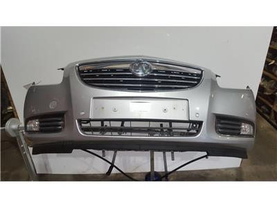 Vauxhall Insignia 2009 To 2013 Elite Nav Complete Front Bumper In SILVER