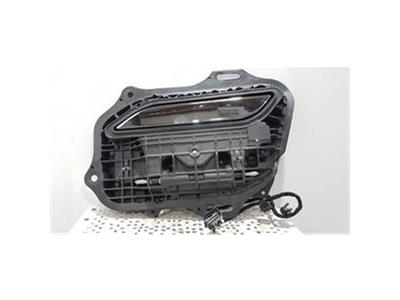 TESLA MODEL S MK1 2014 On BLUE Rear O/S Outer Release Handle