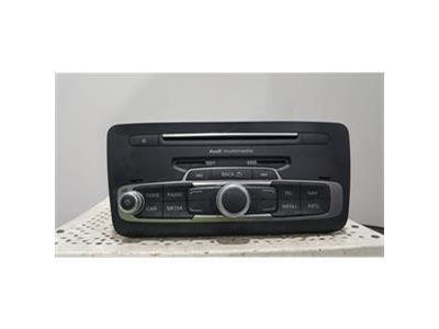 AUDI A1 MK1 FL 8X 2010 - 2018 SPORTBACK Radio and Multi Media Player 8XA035192C