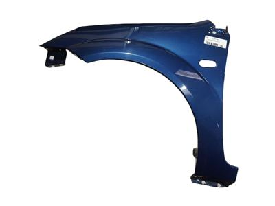 Ford Fiesta 2002 To 2008 BLUE N/S Left Passengers Wing 2006