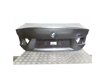 BMW F82 4 Series M4 2017 On 2 Door Coupe Bootlid 2018  GREY