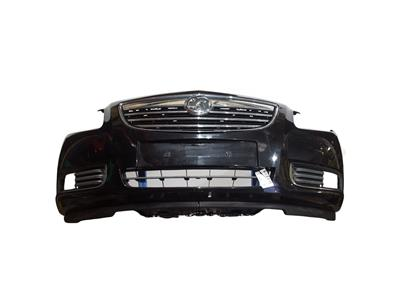 Vauxhall Insignia 2009 To 2013 SRi Complete Front Bumper In BLACK