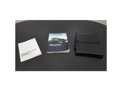 BMW M4 COMPETITION  F82 2013 On 4 SERIES Owners Manual Book Pack