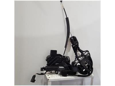 JAGUAR XF X250 2008 - 2015 N/S Left Rear Door Catch Lock Mechanism 8X23-24995-AG