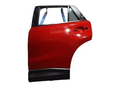MAZDA CX-5 MK1 (KE) 2012 TO 2016 N/S Left Rear Door RED