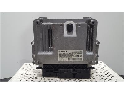 CITROEN DS3 MK1 FL (A55) 2010 On Engine ECU 1560 DIESEL DV6DTED (9HP) 9807885980