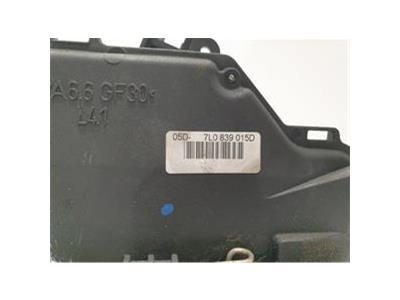 VOLKSWAGEN GOLF (MK5) 2004 TO 2010 - Passenger Left Rear Door Lock 7L0839015D