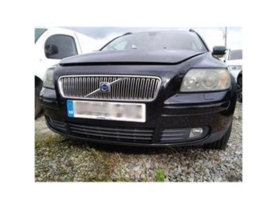 VOLVO V50 D SE MK2 (MW) 2004 TO 2012 Complete Front Bumper