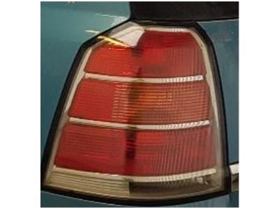 VAUXHALL, ZAFIRA, MK2 (B) (A3370) 2005 TO 2014, LIFE 16V 5 DOOR MPV, Lamp Assembly Rear LH