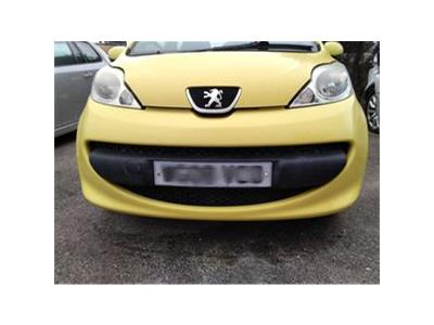 PEUGEOT 107 URBAN MK1 (Ph1) 2005 TO 2013 Complete Front Bumper