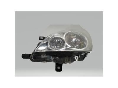 NISSAN NOTE FL (E11) 2006 TO 2013- Passengers Left Headlamp Headlight 26060BH00A