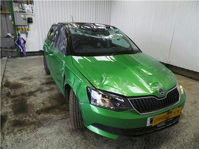 2016 SKODA FABIA Colour Edition TSi