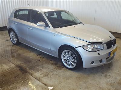 2006 BMW 1 Series 2004 To 2007 120d SE 5 Door Hatchback