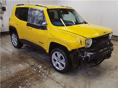 2016 JEEP RENEGADE Limited MJet 140 4WD