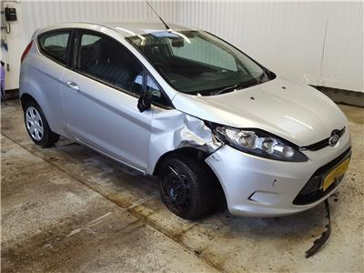 2011 FORD FIESTA Style