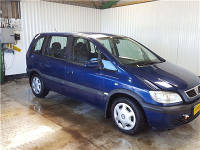2005 Vauxhall Zafira 1999 To 2005 Design M.P.V.
