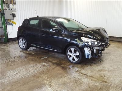 2014 RENAULT CLIO Dynamique MediaNav TCe 90