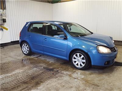 2004 Volkswagen Golf (mk5) 2004 To 2008 GT 5 Door Hatchback