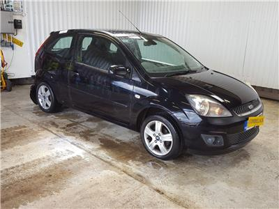 Ford Fiesta 2002 To 2008 Zetec Climate TDCi 3 Door Hatchback
