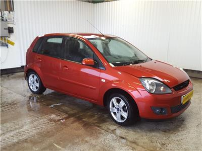 Ford Fiesta 2002 To 2008 Zetec Climate 5 Door Hatchback