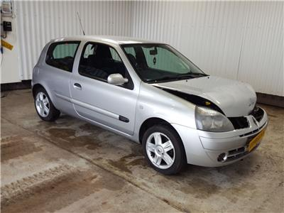 2005 Renault Clio 2001 To 2007 Extreme 4 Dynamique 16v 3 Door Hatchback