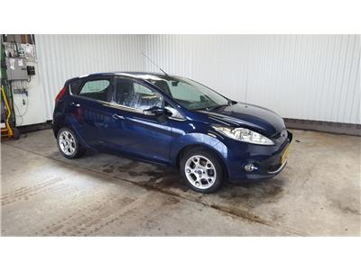 Ford Fiesta ZETEC 16V 5 Door Hatchback