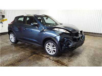Nissan Juke 2011 To 2014 Acenta 5 Door Hatchback