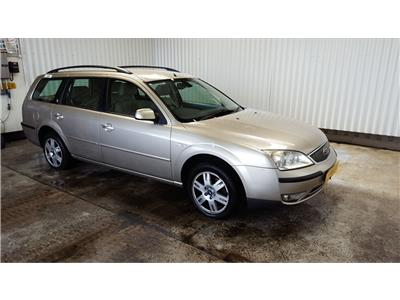2005 Ford Mondeo 2003 To 2007 Ghia 5 Door Estate