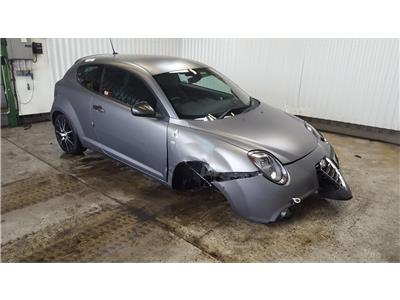 Alfa Romeo MiTo 2008 To 2016 Quadrifoglio Verde Multiair 3 Door Hatchback