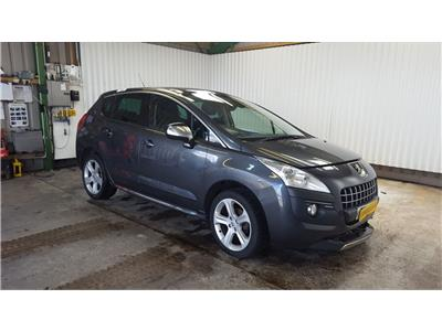 Peugeot 3008 2010 To 2013 Allure HDi M.P.V.