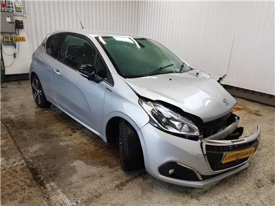 2016 Peugeot 208 2015 On GT Line BlueHDi 120 S/S 3 Door Hatchback