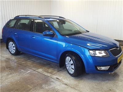 2015 Skoda Octavia 2013 To 2017 SE L TDi 150 5 Door Estate