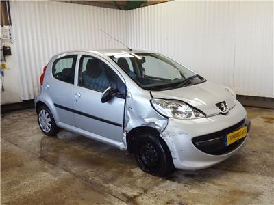 2008 Peugeot 107 2005 To 2008 Urban Move 5 Door Hatchback