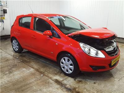 2008 Vauxhall Corsa 2007 To 2011 Club 5 Door Hatchback