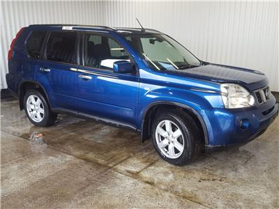 2007 NISSAN X-TRAIL Sport Expedition dCi