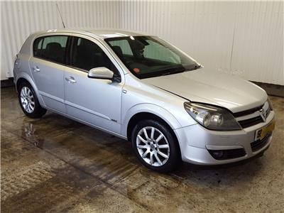 2005 Vauxhall Astra 2004 To 2006 Design 5 Door Hatchback