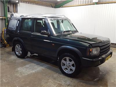 2004 Land Rover Discovery 2003 To 2005 ES Premium  5 Door 4x4