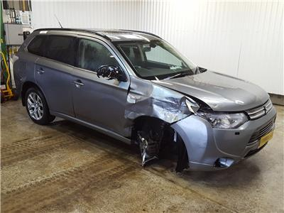 2015 Mitsubishi Outlander PHEV 2013 To 2015 GX4h 4WD 5 Door Hatchback