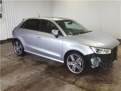 2018 Audi A1 2014 On S Line Black Edition Nav TFSi  5 Door Hatchback
