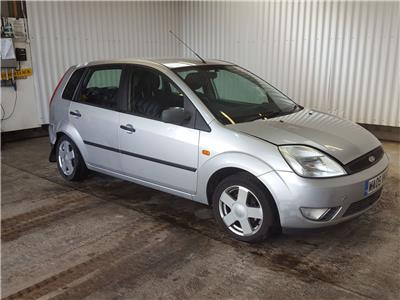 2005 Ford Fiesta 2002 To 2008 Zetec Climate 5 Door Hatchback