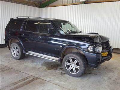 Mitsubishi Shogun Sport 2001 To 2009 Warrior 5 Door 4x4