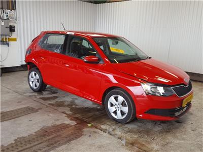 2016 Skoda Fabia 2015 On SE TSi 5 Door Hatchback