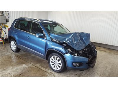 2015 Volkswagen Tiguan 2008 To 2016 Match TDi 150 BMT 5 Door SUV