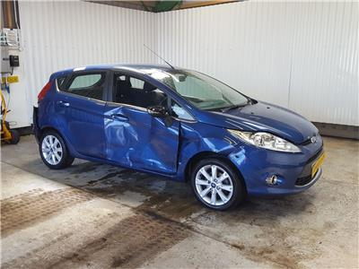 Ford Fiesta 2009 To 2012 Zetec 5 Door Hatchback
