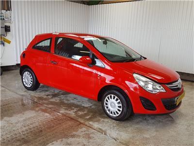 2011 Vauxhall Corsa 2011 To 2014 Active ecoFlex 3 Door Hatchback