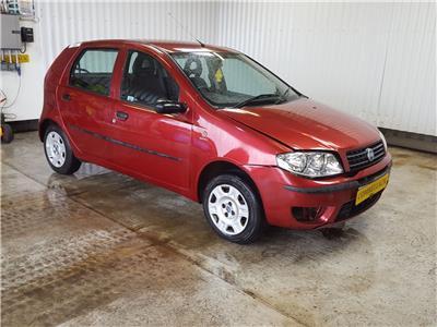 2003 Fiat Punto 2003 To 2006 Active 5 Door Hatchback