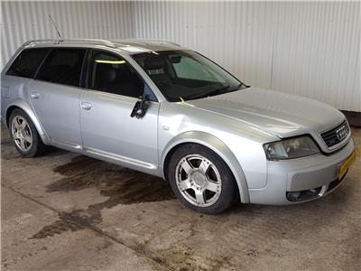 Audi Allroad 2000 To 2006 Quattro 4WD 5 Door Estate